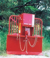 IGLAND Forestry Winches Norse 190 Lightweight, but strong 2-tonne